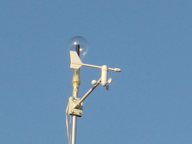 solar weather station information